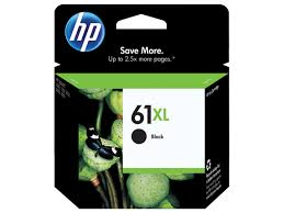 Genuine HP 61XL Black Ink Cartridge