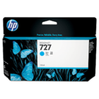 Genuine HP 727 DesignJet Cyan Ink Cartridge