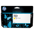 Genuine HP 727 DesignJet Yellow Ink Cartridge