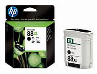 Genuine HP 88XL OfficeJet Pro Black ink cartridge