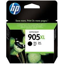 Genuine HP 905XL, Black OfficeJet Pro Ink Cartridge