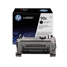 HP 90X, LaserJet toner cartridge ce390x