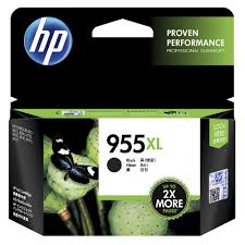 Genuine HP OfficeJet Pro 7720, 7730, 7740, 8210, 8216, 8710, 8720, 8730, 8740, 8745 Black High Yield Ink Cartridge 955XL
