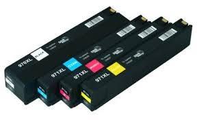 Compatible HP 970XL, 971XL BONUS Value Pack Ink Cartridges