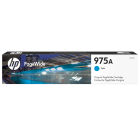 Genuine HP PageWide Pro 452dw, 477dw, 552dw, 577dw, 577z Cyan Ink Cartridge 975A
