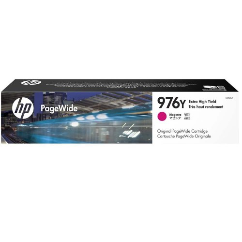 Genuine HP Page Wide Pro 552, 552dw, 577, 577dw, 577z Extra High Yield Magenta Ink Cartridge 976Y