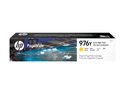 Genuine HP PageWide Pro 552, 552dw, 577, 577dw, 577z Extra High Yield Yellow Ink Cartridge 976Y