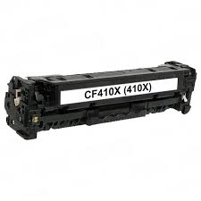 Compatible HP 410X, CF410X Black HP LaserJet Cartridge