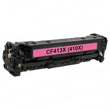 Compatible HP 410X, CF413X Magenta HP LaserJet Cartridge