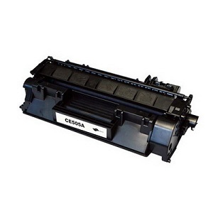 Compatible HP 05A, LaserJet Toner Cartridge ce505a