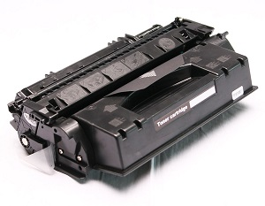 Compatible HP 05X, LaserJet Toner Cartridge ce505x