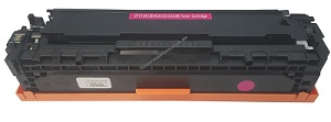 Compatible HP 131A, Magenta LaserJet toner cartridge cf213a