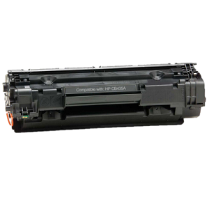 Compatible HP 35A, LaserJet toner cartridge cb435a