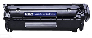 Compatible HP 12A, LaserJet toner cartridge q2612a