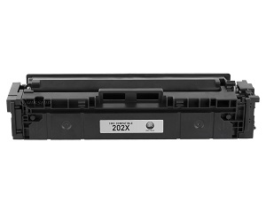 Compatible HP 202X, Black LaserJet Toner Cartridge cf500x