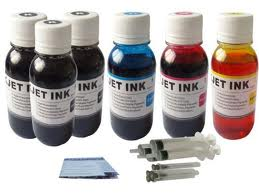 HP Ink Cartridge Refill Kits (30ml. to 500ml.)