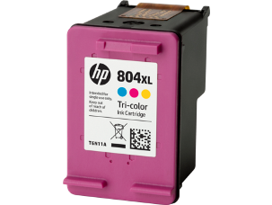 Genuine HP 804XL, Colour Envy Photo Ink Cartridge