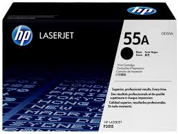 HP MICR Laserjet CE255A, 55A toner cartridge