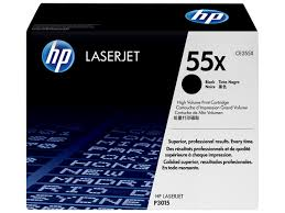 HP MICR Laserjet CE255X, 55X, toner cartridge