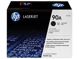 HP MICR, 90A LaserJet Toner Cartridge ce390a