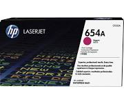 Original HP Colour LaserJet  M651, M651n, M651dn, M651x Magenta Toner Cartridge 654A