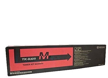 Kyocera TK-8309 Magenta Genuine Toner Cartridge