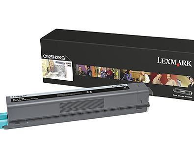 Genuine Lexmark C925 Black Toner Cartridge C925H2KG