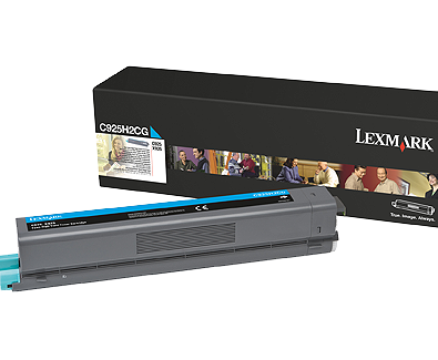 Genuine Lexmark C925 Cyan Toner Cartridge C925H2CG
