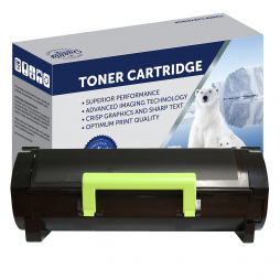 Refurbished Polar Lexmark 603X, Toner Cartridge 60F3X00