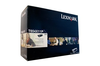 Genuine Lexmark T654, T656 Extra High Yield Toner Cartridge T654X11P