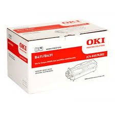 Genuine OKI B411, B431, MB491 Laser Printer Imaging DRUM Unit 44574303