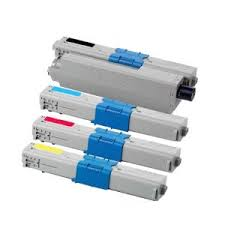 Oki C301, C321, MC342 Compatible Value Pack toner cartridges