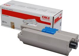 Genuine Oki C511, C531, MC562 Colour Laser Printer Black Toner Cartridge 44973552