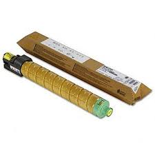 Genuine Ricoh Colour Printer MPC4503, MPC4504, MPC5503, MPC6003, MPC6004, Yellow Toner Cartridge 841866