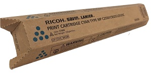 Ricoh 841521 Cyan MPC Print Cartridge