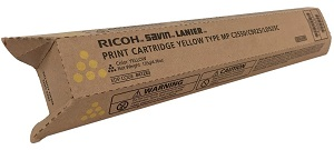 Ricoh 841523 Yellow MPC Print Cartridge