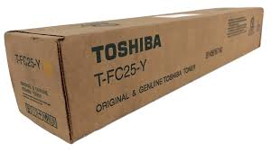 Toshiba TFC-25Y E Studio Yellow Toner Cartridge