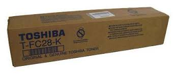 Genuine Toshiba EStudio Colour 2330c, 2820c, 2830c, 3520c, 3530c, 4520 Black Toner Cartridge TFC-28K