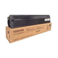 Genuine Toshiba EStudio Colour 2505AC, 3005AC, 3505AC, 4505AC, 5005AC, Black Toner Cartridge TFC505K