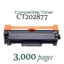 Compatible Fuji Xerox Docuprint M235, P235, M275, P275, M285, P285 Black Toner Cartridge CT202877