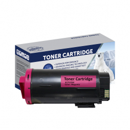 Compatible Fuji Xerox CP505 Magenta toner cartridge ct203047