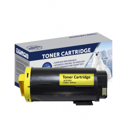 Compatible Fuji Xerox CP505 Yellow toner cartridge ct203048
