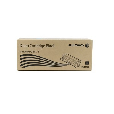Genuine Fuji Xerox Docuprint CP555D Black Drum Cartridge ct351153