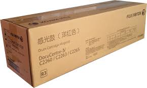 Genuine Fuji Xerox Docucentre IV, C2260, C2263, C2265, Magenta Toner Cartridge CT201436