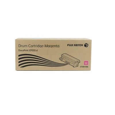 Genuine Fuji Xerox Docuprint CP555D Magenta Drum Cartridge ct351155