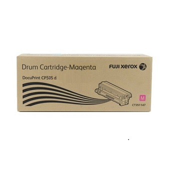 Genuine Fuji Xerox Docuprint CP505D Magenta Drum Cartridge ct351147