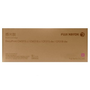 Genuine Fuji Xerox Docuprint CM315z, CP315dw Magenta Imaging Drum Unit CT351102